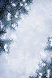 Fond glacial Photo libre de droits