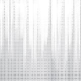 Fond abstrait tramé de point Image libre de droits
