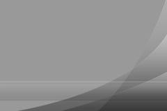 Fond gris Photographie stock libre de droits