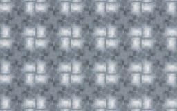 Fond gris abstrait de modèle Photo stock