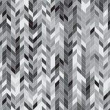Fond gris abstrait de modèle de rayure de couleur Photographie stock libre de droits