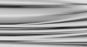 Fond gris abstrait de soie avec des plis E images stock