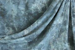 Fond gris chiné drapé Images libres de droits