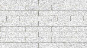 Fond gris-clair d'abrégé sur mur de briques Texture des briques Illustration de vecteur illustration stock