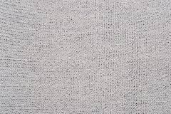 Fond gris-clair de stockinet Images stock