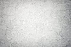 Fond gris de mur en béton, blanchissant, amorce, vieille, gru Photo libre de droits
