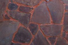 Fond gris de mur en pierre photos libres de droits