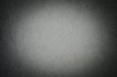 Fond gris de plâtre Photo libre de droits