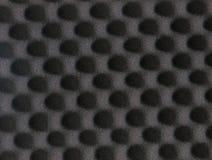Fond gris de place de mousse de coquille d'oeuf Images libres de droits