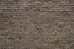 Fond gris de texture de mur de briques image libre de droits