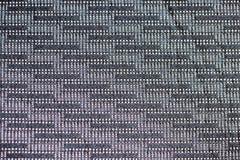 Fond gris de tissu photographie stock libre de droits