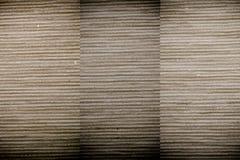 Fond gris de tissu texturisé pour le site Web ou les périphériques mobiles Photos stock