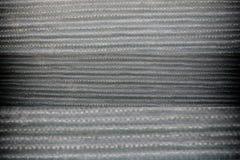 Fond gris de tissu texturisé pour le site Web ou les périphériques mobiles Photographie stock