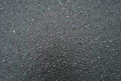 Fond gris humide d'asphalte pour le contexte Photo stock