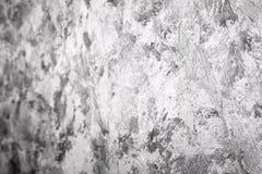 Fond gris sale de stuc décoratif Images libres de droits