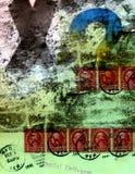 Fond grunge Image libre de droits