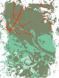 Fond grunge Photos libres de droits