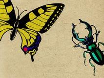 Fond grunge ; illustration stock