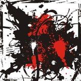 Fond grunge abstrait Images libres de droits