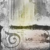 Fond grunge abstrait Photo libre de droits