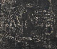 Fond grunge abstrait illustration stock