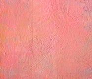 Fond grunge abstrait Avec les modèles, le pourpre et le rose différents de couleur Images libres de droits