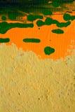 Fond grunge abstrait d'affiche Image libre de droits