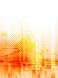 Fond grunge abstrait, vecteur Images stock