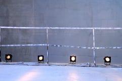 Fond grunge avec des lumières. Image stock
