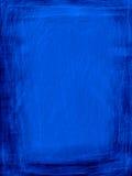 Fond grunge bleu Images libres de droits
