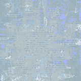 Fond grunge bleu gris illustration libre de droits