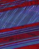 Fond grunge bleu rouge Photos libres de droits