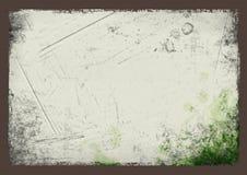 Fond grunge (chemin de découpage) Illustration Libre de Droits