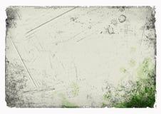 Fond grunge (chemin de découpage) Illustration Stock