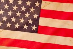 Fond grunge d'indicateur américain Images libres de droits