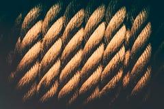 Fond grunge de corde Photographie stock libre de droits