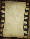 Fond grunge de film Photo stock