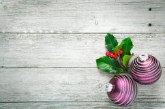 Fond grunge de Noël Photo stock