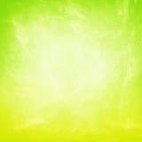Fond grunge de vert jaune Images libres de droits