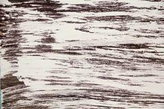 Fond grunge en bois réaliste Tons naturels, style grunge Texture en bois, fin de Grey Plank Striped Timber Desk  vintage nous photo stock