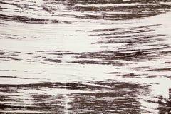 Fond grunge en bois réaliste Tons naturels, style grunge Texture en bois, fin de Grey Plank Striped Timber Desk  vintage nous images stock