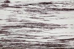 Fond grunge en bois réaliste Tons naturels, style grunge Texture en bois, fin de Grey Plank Striped Timber Desk  vintage nous photos stock
