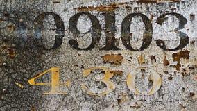 Fond grunge en métal Photographie stock