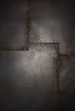 Fond grunge en métal image stock