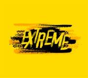 Fond grunge extrême Photographie stock libre de droits