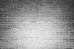 Fond grunge gris de texture de mur de briques Photographie stock libre de droits