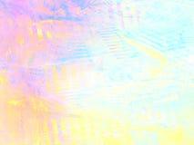 Fond grunge lumineux abstrait avec le modèle de fractale Photo libre de droits