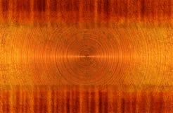 Fond grunge métallique orange illustration de vecteur