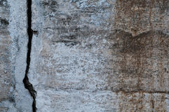 Fond grunge Mur gris sale de ciment Images stock