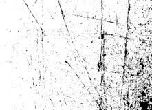 Fond grunge noir et blanc Images stock